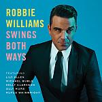 Album Cover Swings Both Ways - Robbie Williams