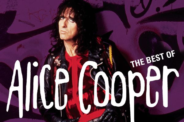 "Foto: Cover ""Alice Cooper - The Best Of Alice Cooper"" (Sony Music)"