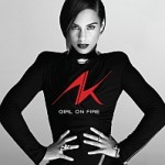 Alicia Keys Girls on Fire album Cover