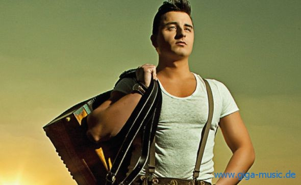 Andreas Gabalier Tour 2013 - Tickets unter giga-music.de!