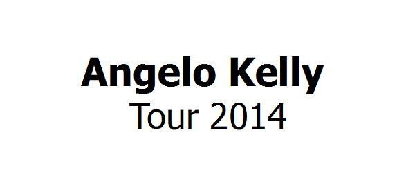 Angelo Kelly kommt nach einer kleinen Auszeit 2014 mit neuer Tour und Album wieder! (Foto: Giga Music)