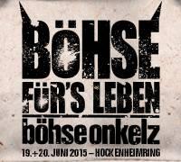 Böhse Onkelz Hockenheim 2015 Konzerte