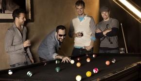 Endlich wieder zurück in Deutschland: Backstreet Boys (Foto: Sony Music)