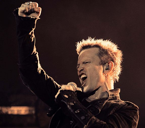 Billy Idol Konzerte 2014 in Deutschland (Foto: mlk.com)