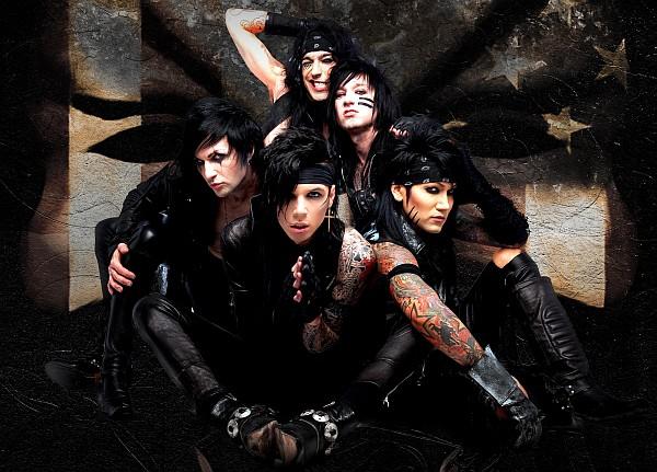 Black Veil Brides Konzerte 2013