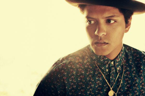 Bruno Mars Konzert 2012