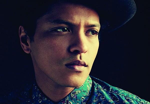 Bruno Mars Konzerte 2013