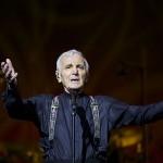 Charles Aznavour Konzerte 2015