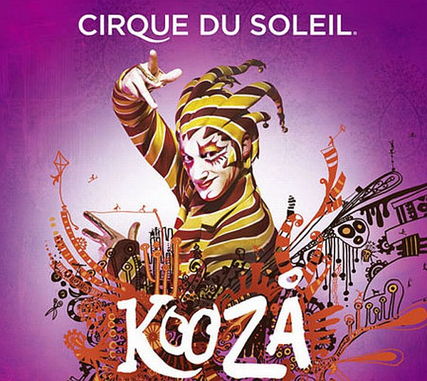 Cirque du Soleil Kooza Termine und Tickets