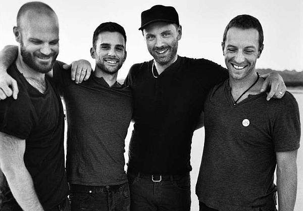 Coldplay Tour - Album GHOST STORIES erscheint Mitte Mai (Foto: Warner Music/ Anton Corbijn)