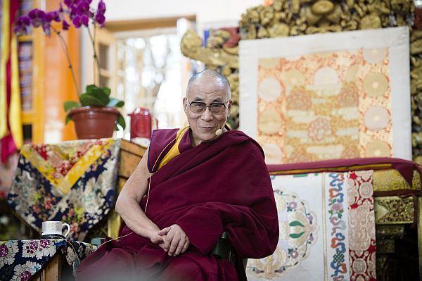 Der Dalai Lama 2014 in Deutschland: Termine in Frankfurt und Hamburg (Foto: mlk.com)