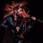 David Garrett Toureen 2016: EXPLOSIVE & Recital!