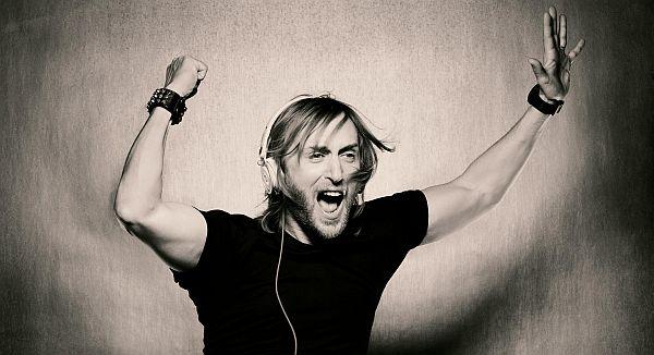 David Guetta Konzerte 2014