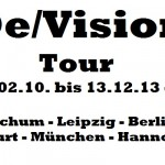 De/Vision Tickets – Tour 2014