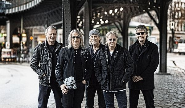 Deep Purple Konzerte 2015 in Deutschland bestätigt