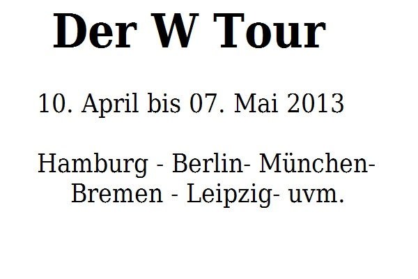 Der W Tickets