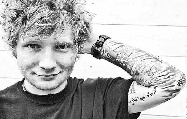 Ed Sheeran Konzerte 2015