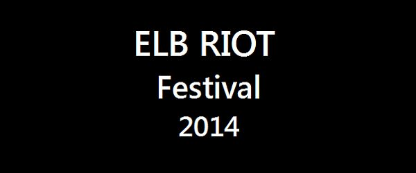 Das Elb Riot Festival findet nächstes Jahr am 16. August statt!