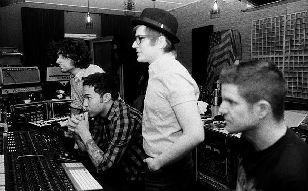 Fall Out Boy 2014 wieder live in Deutschland (Foto: mlk.com)
