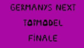 Das Germanys Next Topmodel Finale am 14. Mai  2017 in Mannheim - nicht verpassen!