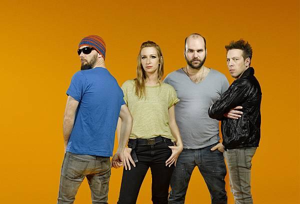 Die Guano Apes rocken wieder live - ab Herbst auf Tour mit neuem Album