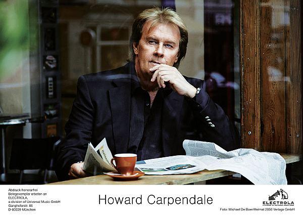 Howard Carpendale wieder auf Tour (Foto: Universal Music/ Electrola/ Michael deBoer)