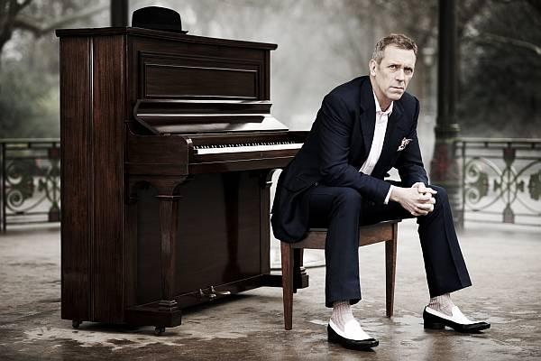 Hugh Laurie 2014 wieder live in Deutschland af Tour! (Foto: Warner Music)