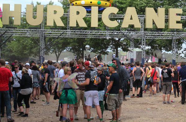 Hurricane Tickets