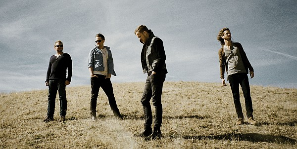 Imagine Dragons auch 2013 auf Tour