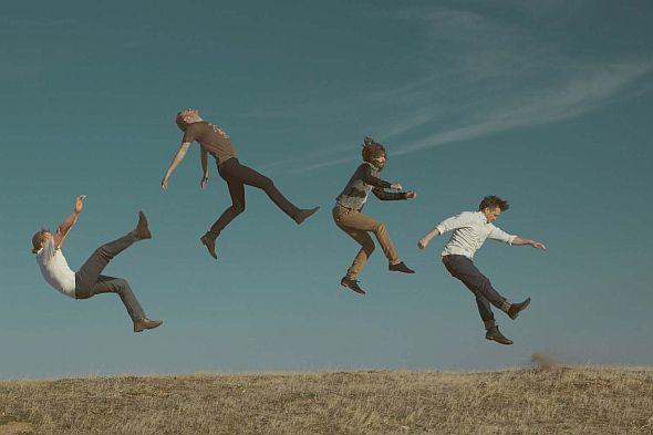 Imagine Dragons aus Las Vegas spielen im November drei Konzerte in Deutschland! Tickets unter giga-music.de!