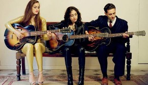 Kitty, Daisy & Lewis Konzerte 2015 in Deutschland
