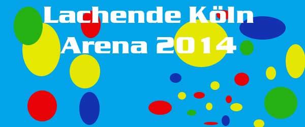 Lachende Köln Arena 2014 - Das Karneval Event in Köln