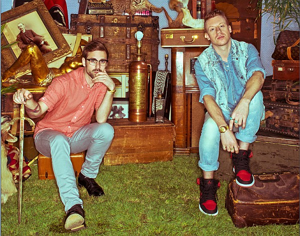 Macklemore & Ryan Lewis ab September in Deutschland auf Tour