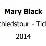 Mary Black Tour 2014 – Tickets im VVK