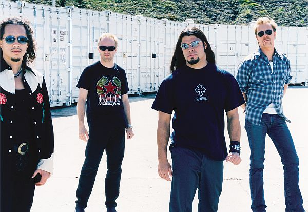 Metallica im Sommer exklusiv für 3 Shows in Deutschland! (Foto: Anton Corbijn / Universal Music)
