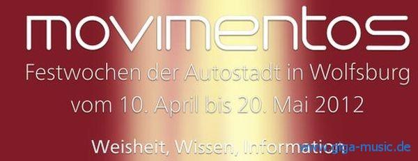 Tickets für das Movimentos Festival 2012 in Wolfsburg hier unter giga-music.de.