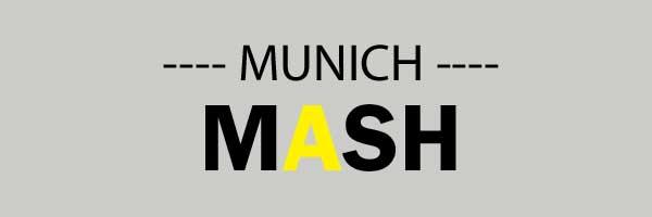 Muncih Mash im Olympiapark München