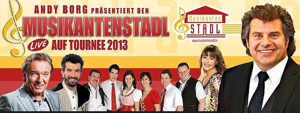 Musikantenstadl Tickets