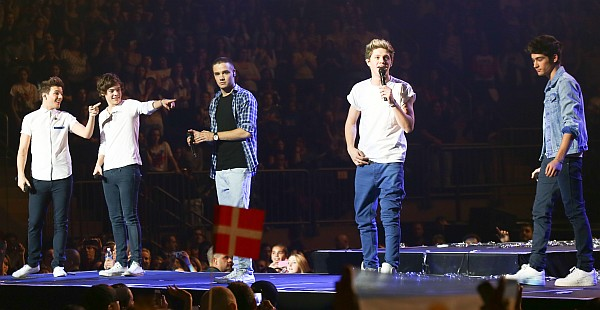 One Direction Tour 2014 in Düsseldorf