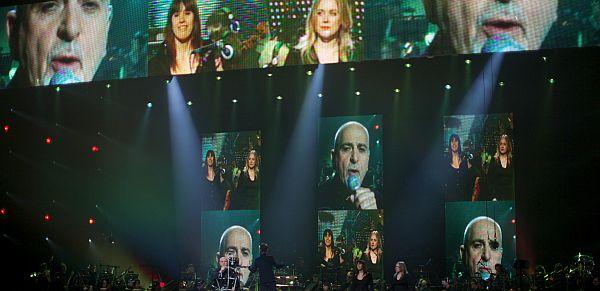 Peter Gabriel Konzerte in Deutschland - Oktober 2013