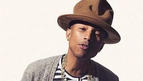 Pharrell Williams gibt vier Konzerte 2014 in Deutschland