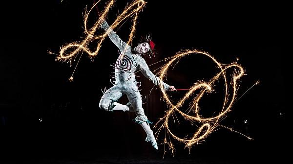 Cirque du Soleil Quidam Tour 2013