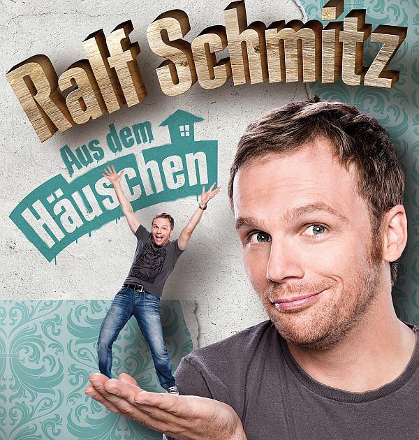 Ralf Schmitz mit neuem Programm auf Tour
