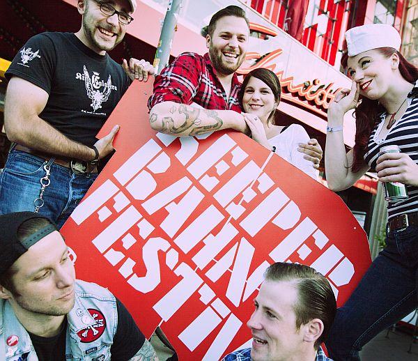 Auch 2014 wieder ganz oben auf der Festivalliste: Das Reeperbahn Festival! (Foto: Matias Boem / http://www.reeperbahnfestival.com)
