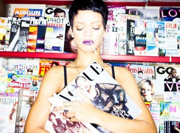 Rihanna Auf Tour in Deutschland