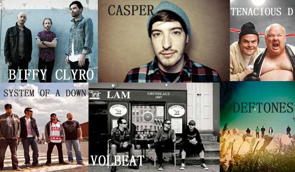 Rock im Pott lockt auch 2013 mit grandiosen Bands!