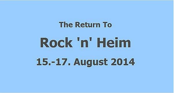 Rock n Heim 2014