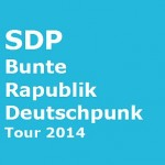 Stonedeafproduction (SDP) Tour 2014