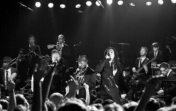 SEEED sind 2014 auf Festival Tour und dreimal auf einem Live Open Air Konzert (Foto: Fourartist)