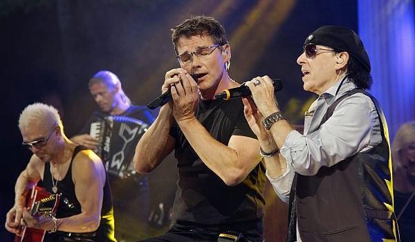 Scorpions Konzerte in Deutschland